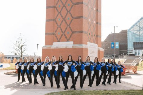 GV Club Pompon returns to the Griffins for season opener
